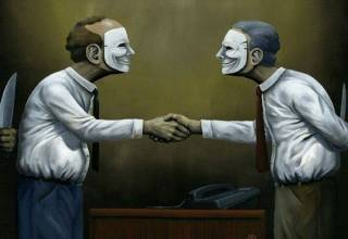 Μετριοφροσύνη, αυτογνωσία, υποκρισία