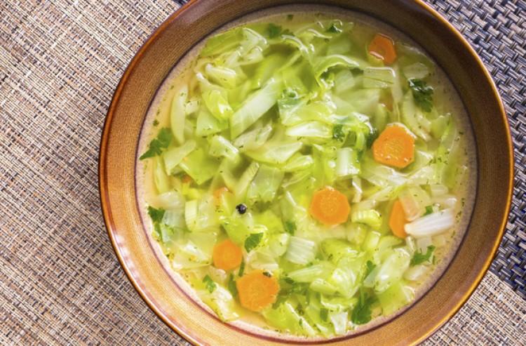 Δίαιτα της λαχανόσουπας