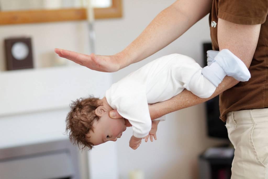 Τι να κάνετε, όταν πνίγεται το παιδί σας