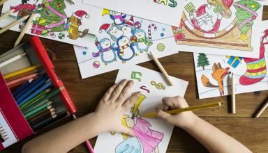 """Το παιδικό σχέδιο: """"Η κρυφή γλώσσα των παιδιών» της Μαρίας Αρναουτάκη"""