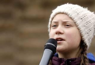 Γκρέτα Τούνμπεργκ: Υποψήφια για Νόμπελ Ειρήνης ετών 16